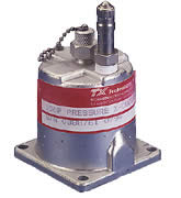 Type 100F Pressure Transducer: Click to enlarge
